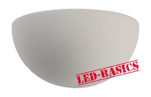 LED-Basics, Wall Lighting, Adriana Ceramic LED Wall Light